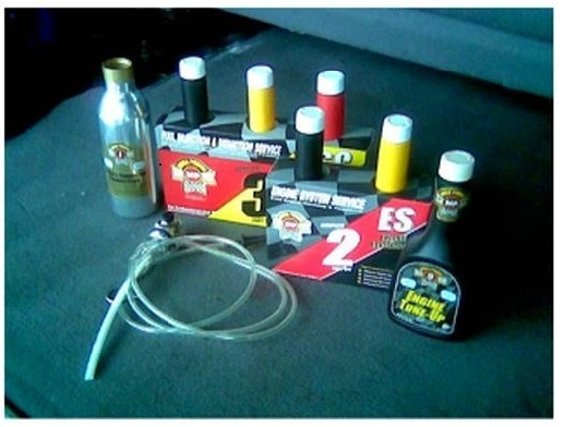 Vehicle Engine Sludge Remover From Slo-wear. Restores motor operation. A DIY product
